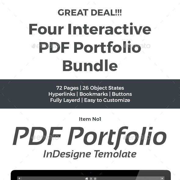 Interactive PDF Prezentation Bundle
