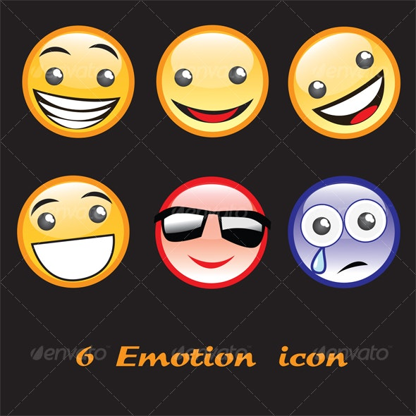 Emotion icon - Miscellaneous Characters