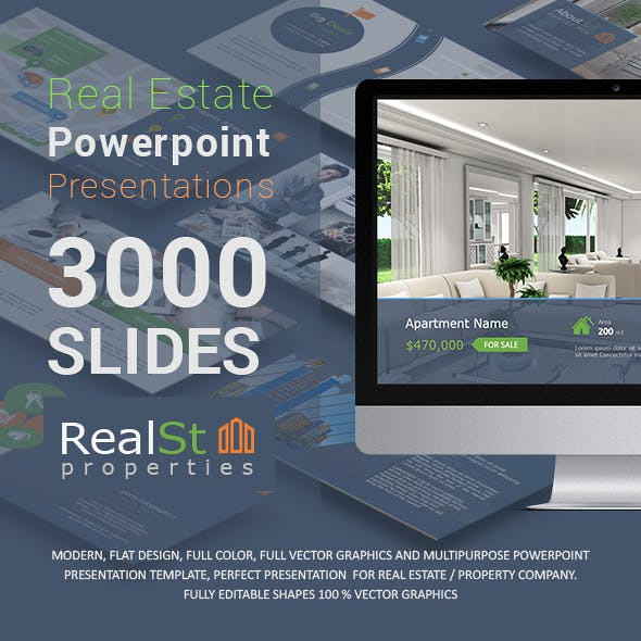 RealSt Property - Powerpoint Presentations