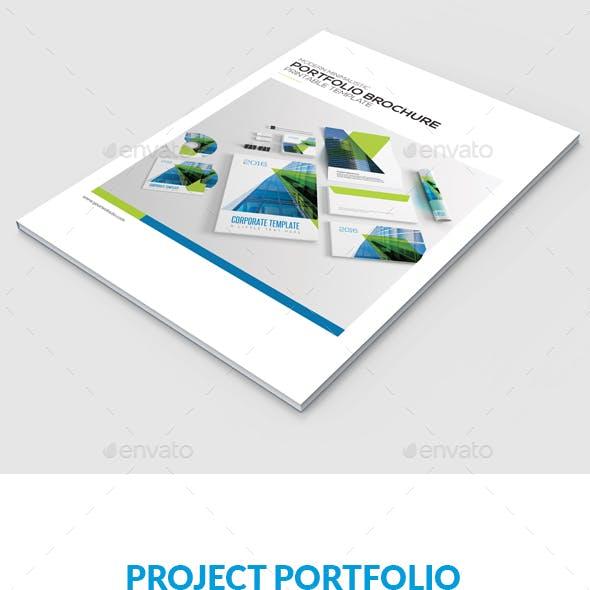 Project Portfolio   Indesign Template