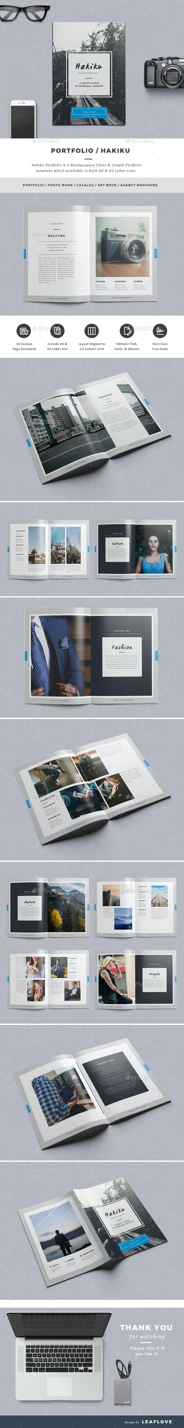 Portfolio - Portfolio Brochures
