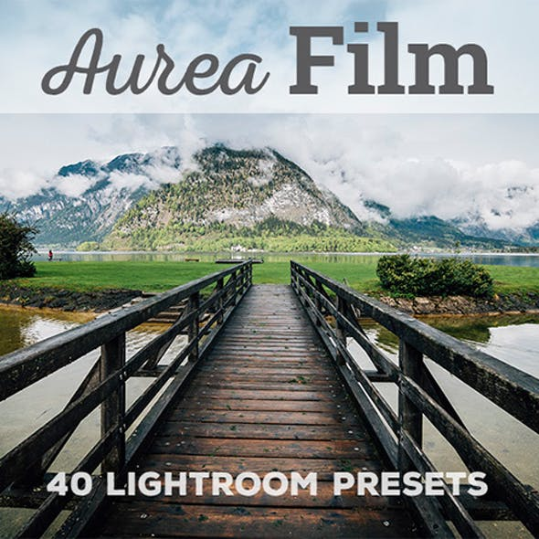 Aurea FILM Lightroom Presets