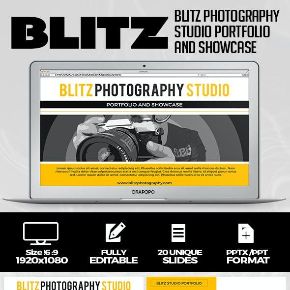 Blitz Photography Studio Portfolio and Showcase