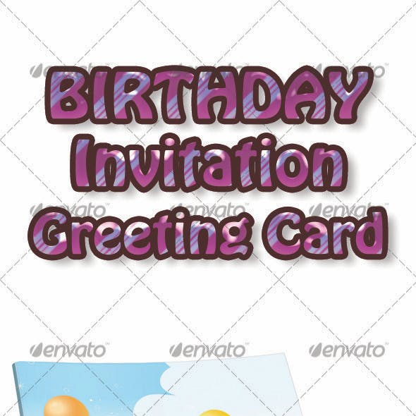 Rainbow Warrior - Birthday Greeting Card