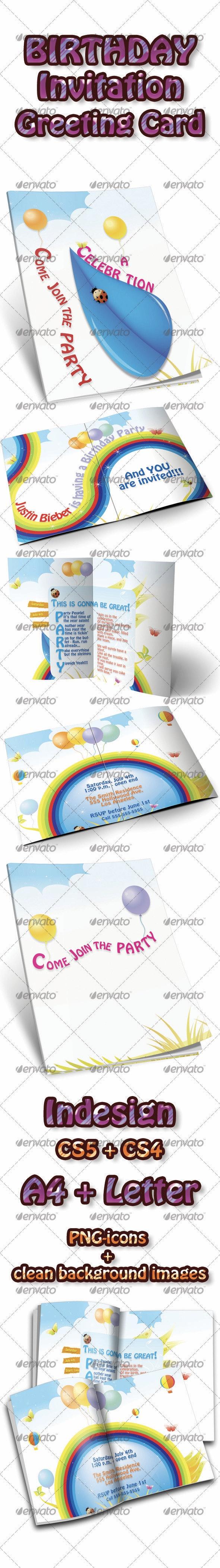 Rainbow Warrior - Birthday Greeting Card - Birthday Greeting Cards