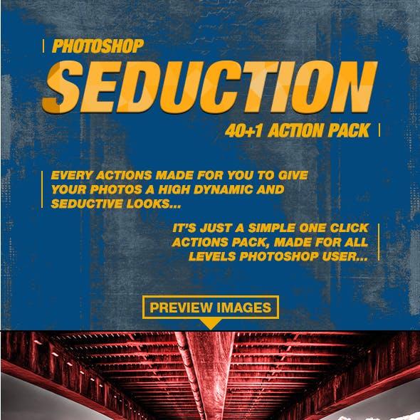 Seduction 40+1 Action Pack