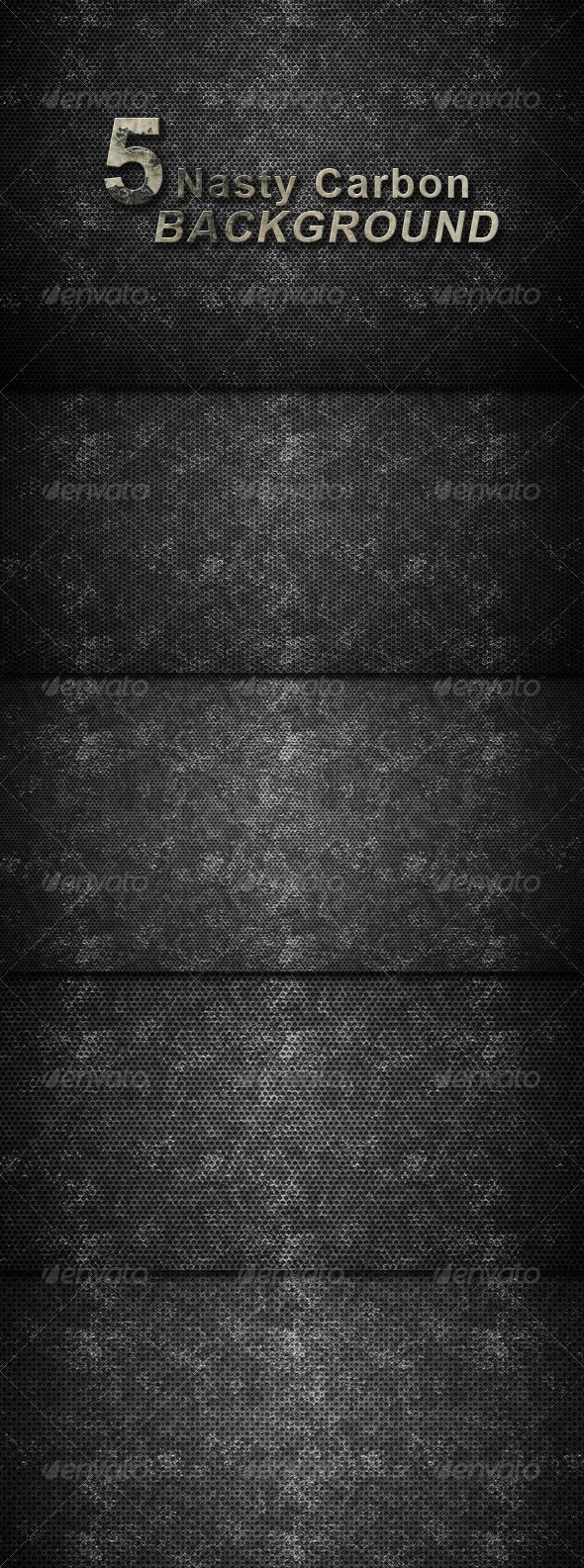 5 Hi-res Nasty Carbon Textured Background - Backgrounds Graphics