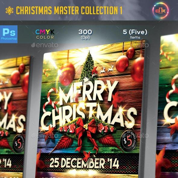 Christmas Master Collection Bundle 1