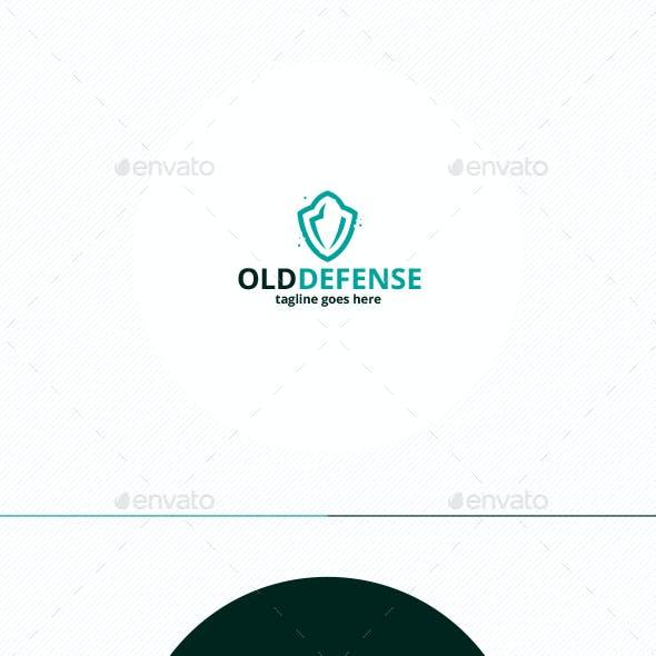 Old Defense Logo