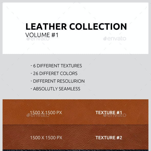 Leather Collection: Volume #1