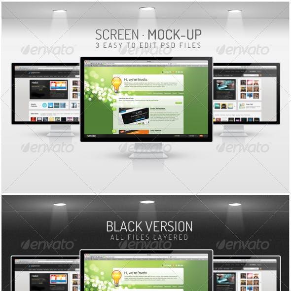 Screen - Mock-Up