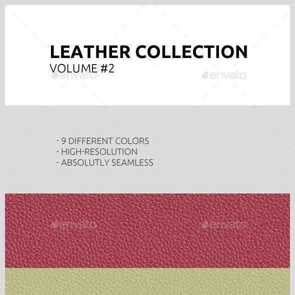 Leather Collection: Volume #2