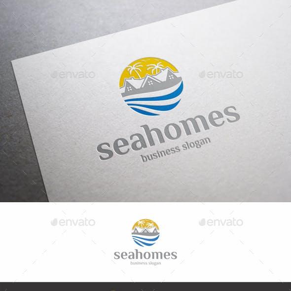 Sea Homes Estate Logo