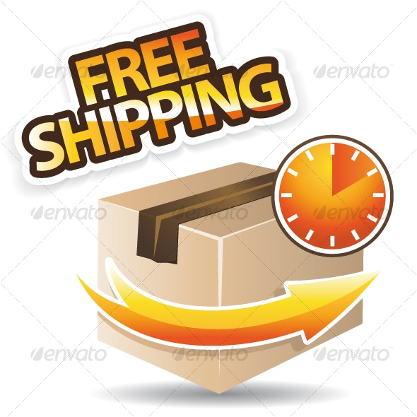 Free shipping icon - Web Icons