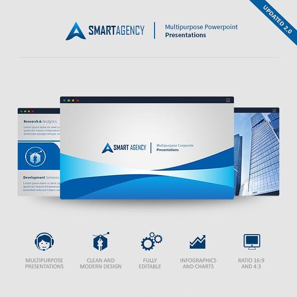 SMART AGENCY - Powerpoint Presentations
