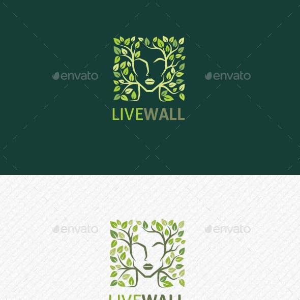 Live Wall Logo