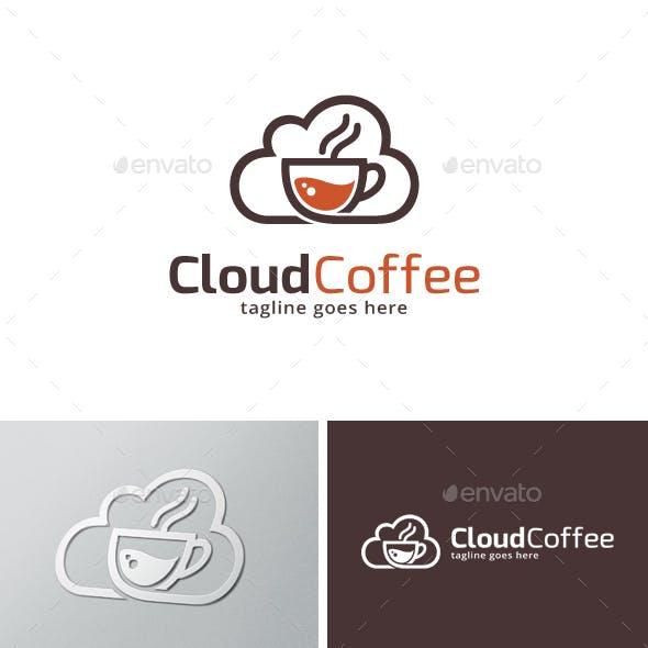 Cloud Coffee Logo