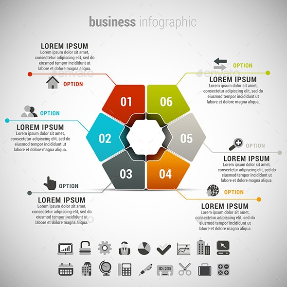 Business Infographic - Infographics