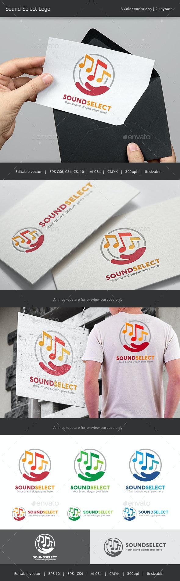 Sound Select Logo