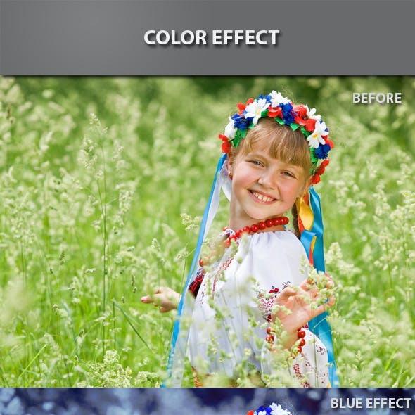 Colors Effect