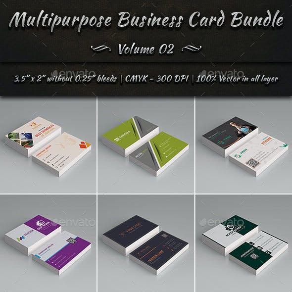 Multipurpose Business Card Bundle | Volume 2