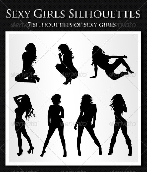 Sexy girls  - People Characters