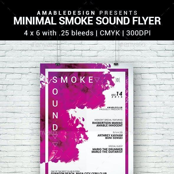 Smoke Sound Flyer