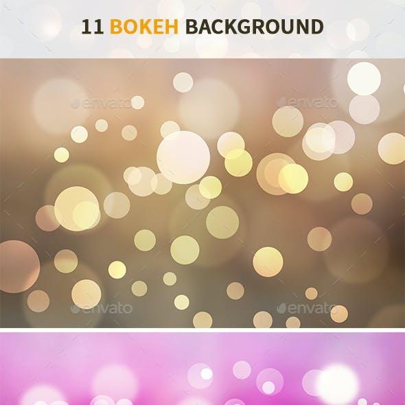 11 Bokeh Backgrounds