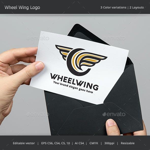 Wheel Wing Logo
