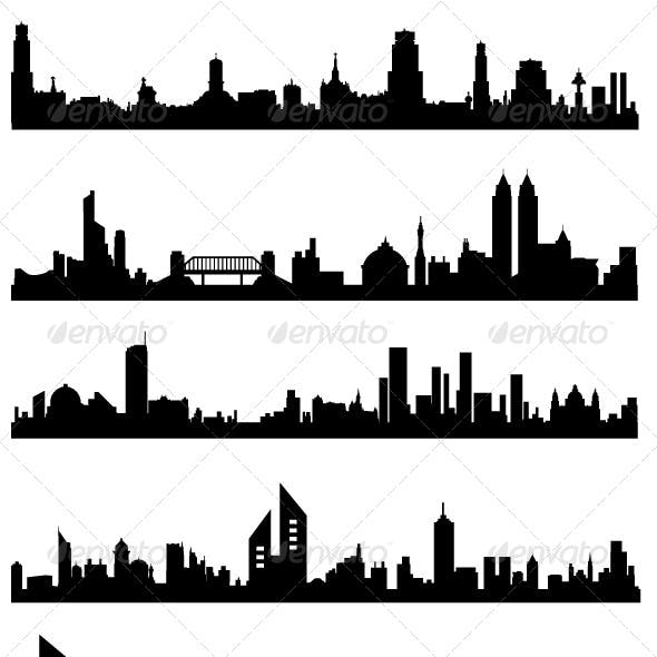Urban Skylines / Cityscapes