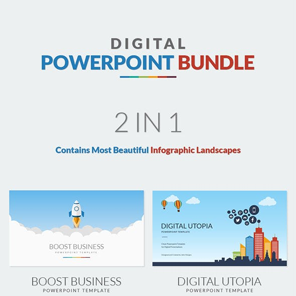 Digital PowerPoint Bundle
