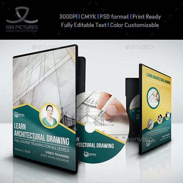 Training Course DVD Template Vol.2