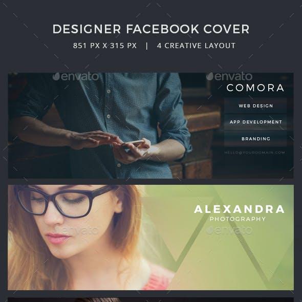 Designer Facebook Cover