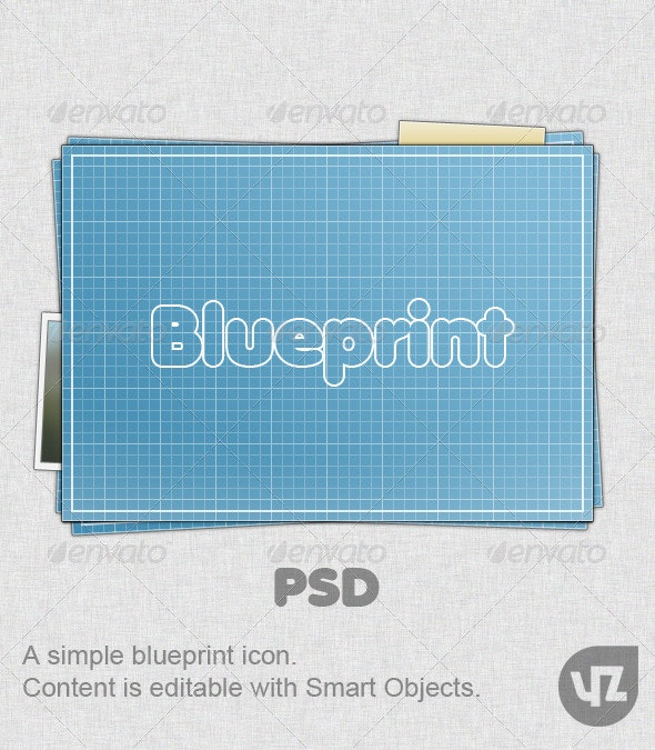 Blueprint Stack - Illustrations Graphics