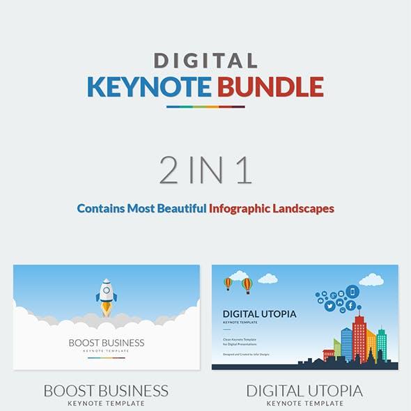 Digital Keynote Bundle