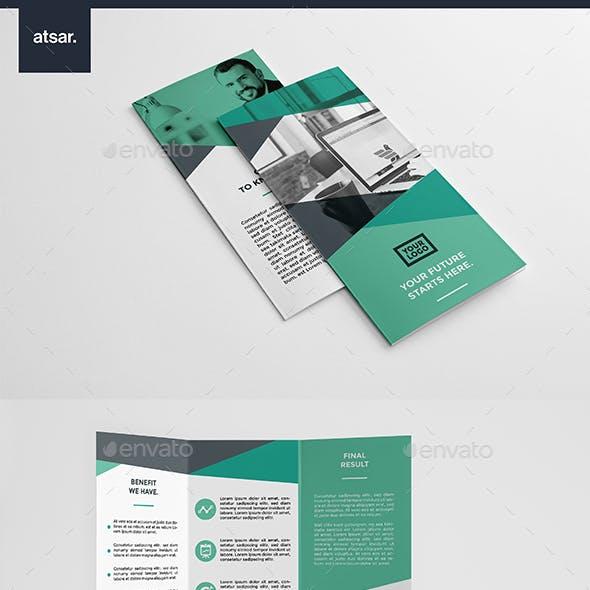Toscia Trifold Brochure