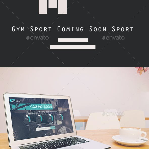 Gym Sport Coming Soon