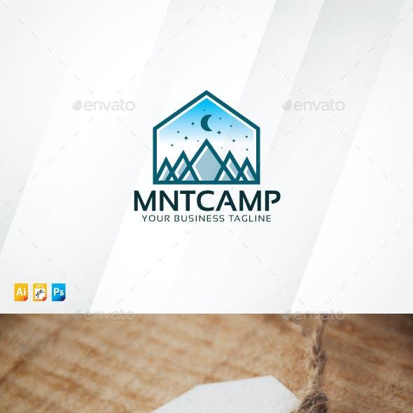 Mountain Camp Logo