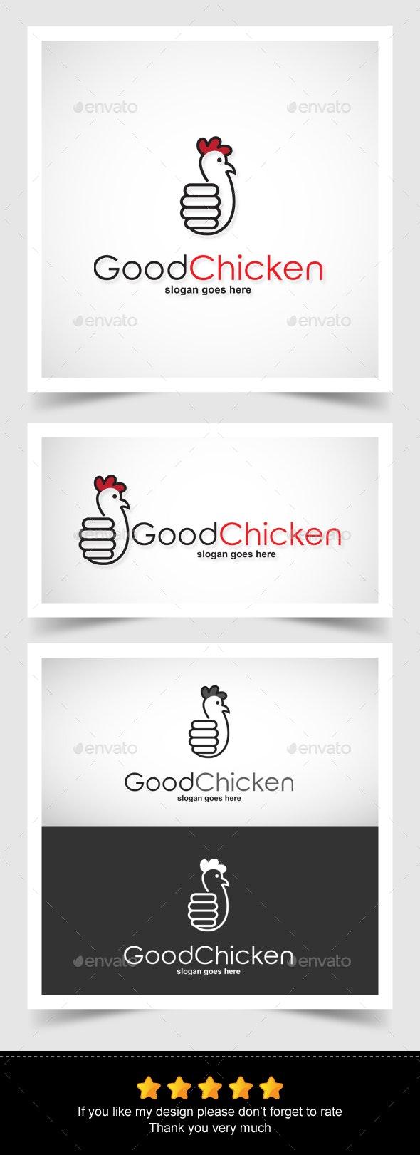 Good Chicken Logo