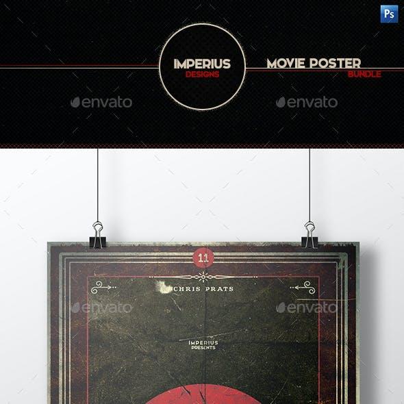 Movie Poster Bundle V3