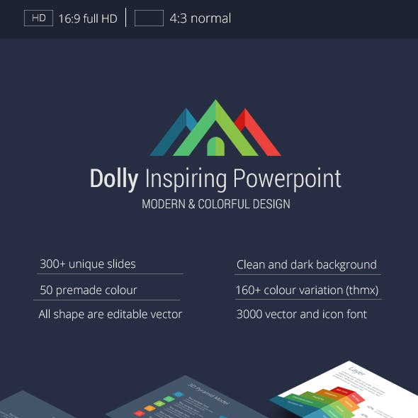 Dolly - Multipurpose PowerPoint