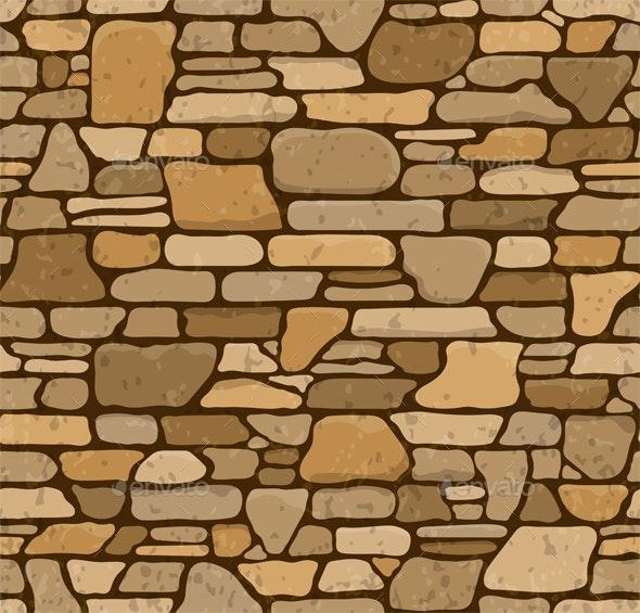 . Seamless Stone Texture