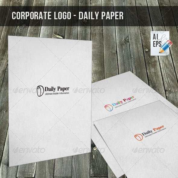 Corporate Logo - Daily Paper