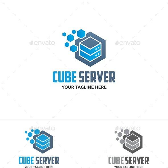 Cube Server Logo
