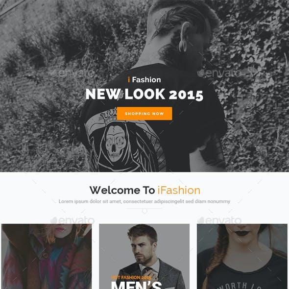 I Fashion E-Newsletter