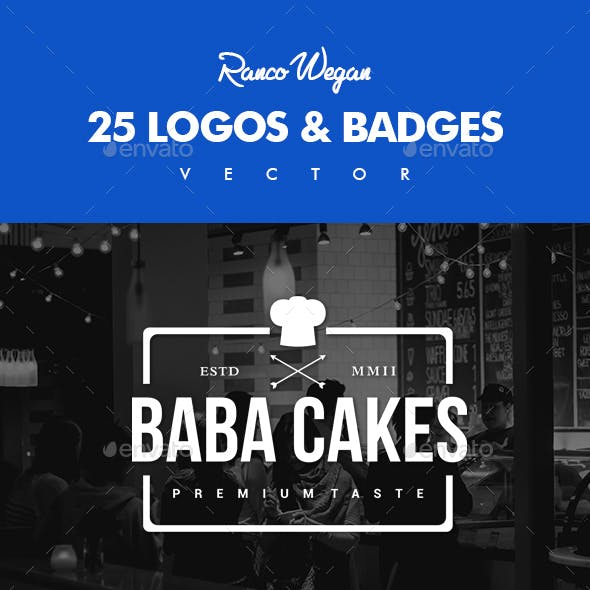 25 Logos And Badges