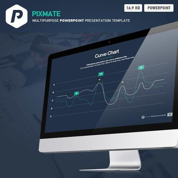 Pixmate PowerPoint Presentation Template