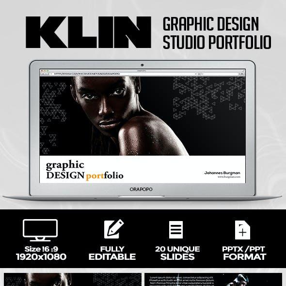 Klin Graphic Design Portfolio