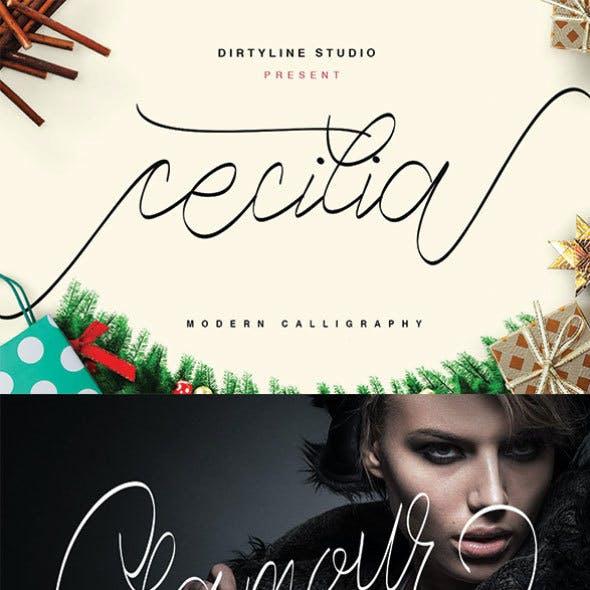 Cecilia Script