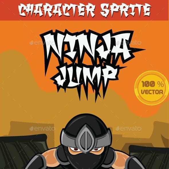 NINJA JUMP GAME UI